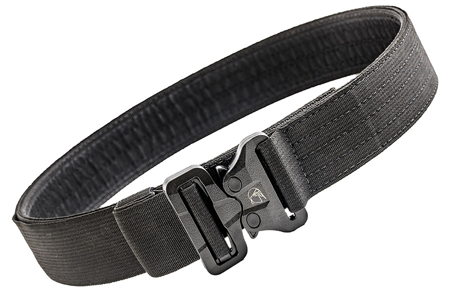 LE Duty Belt, OUTER (Gen 2.5), XL, Black, Black buckle