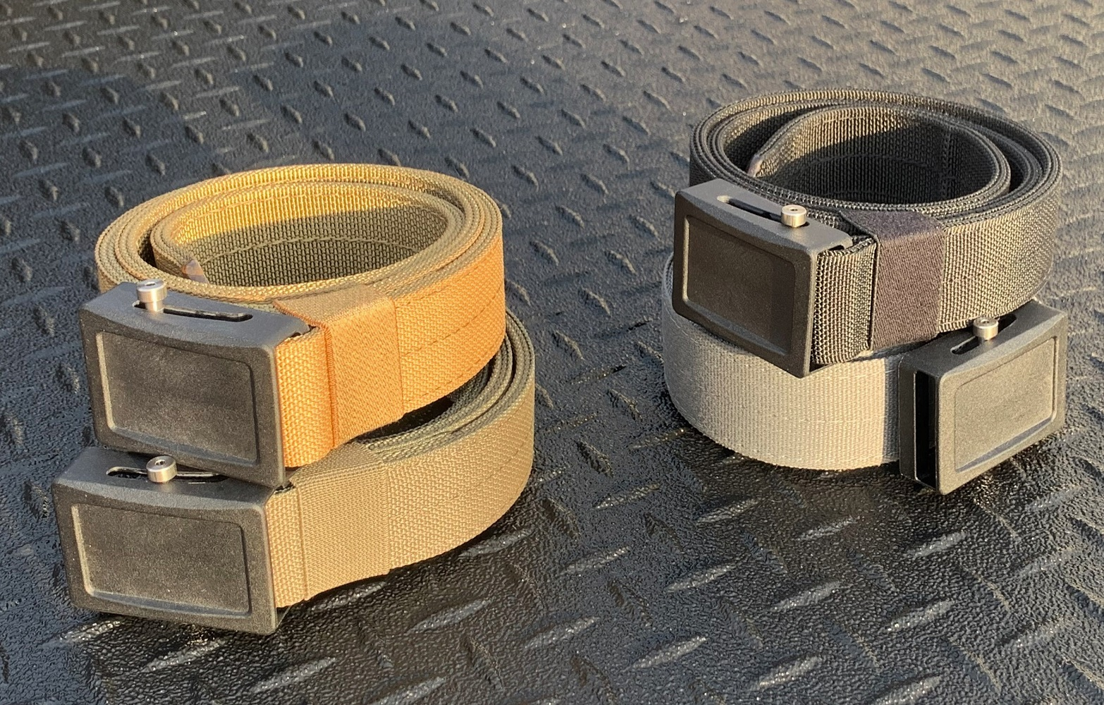 Aegis Enhanced Belt, Gen2 Buckle