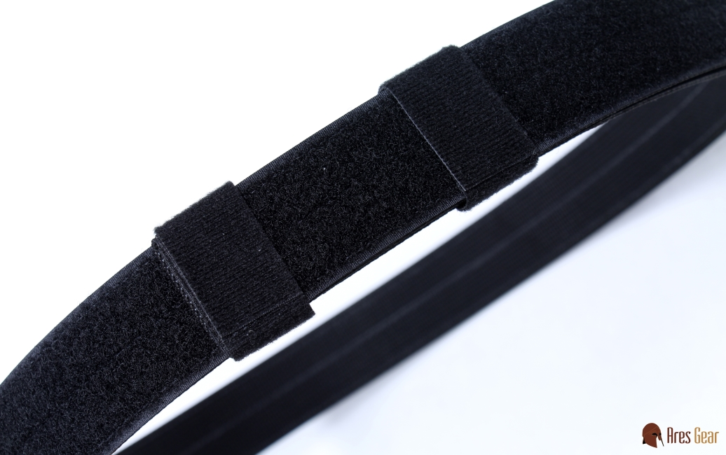 LE Duty Belt, INNER, Black, LG
