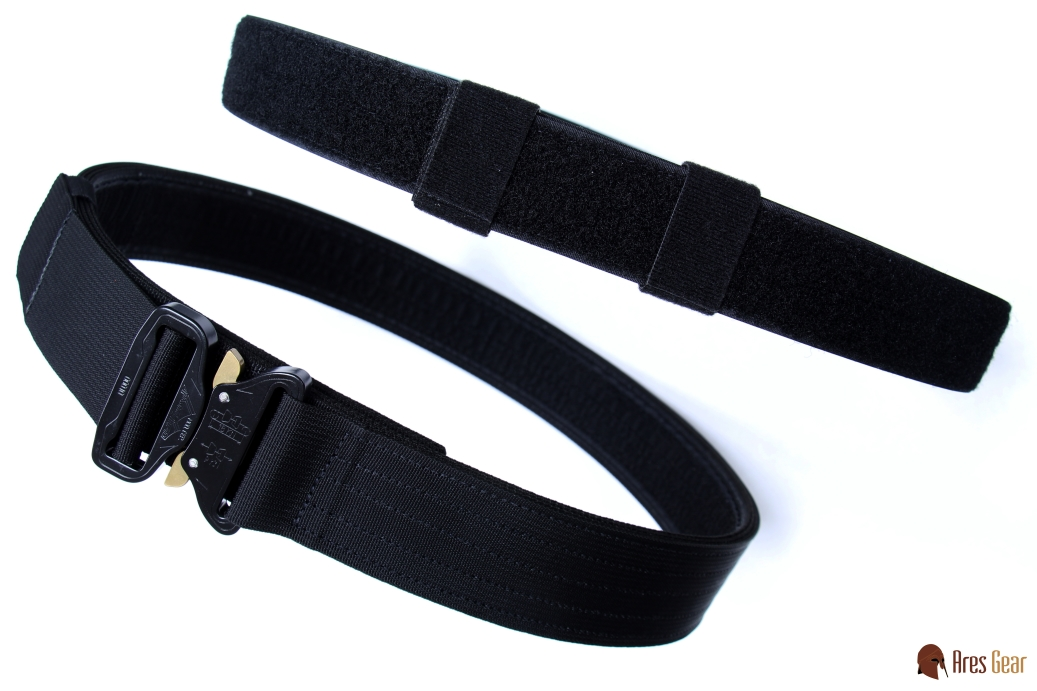 LE Duty Belt, INNER, Black, 4XL