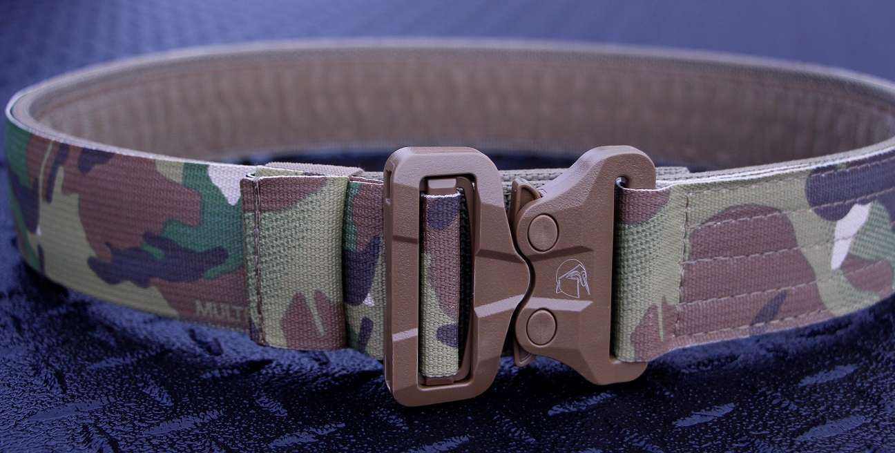 LE Duty Belt, OUTER (Gen 2.5), LG, Multicam Classic