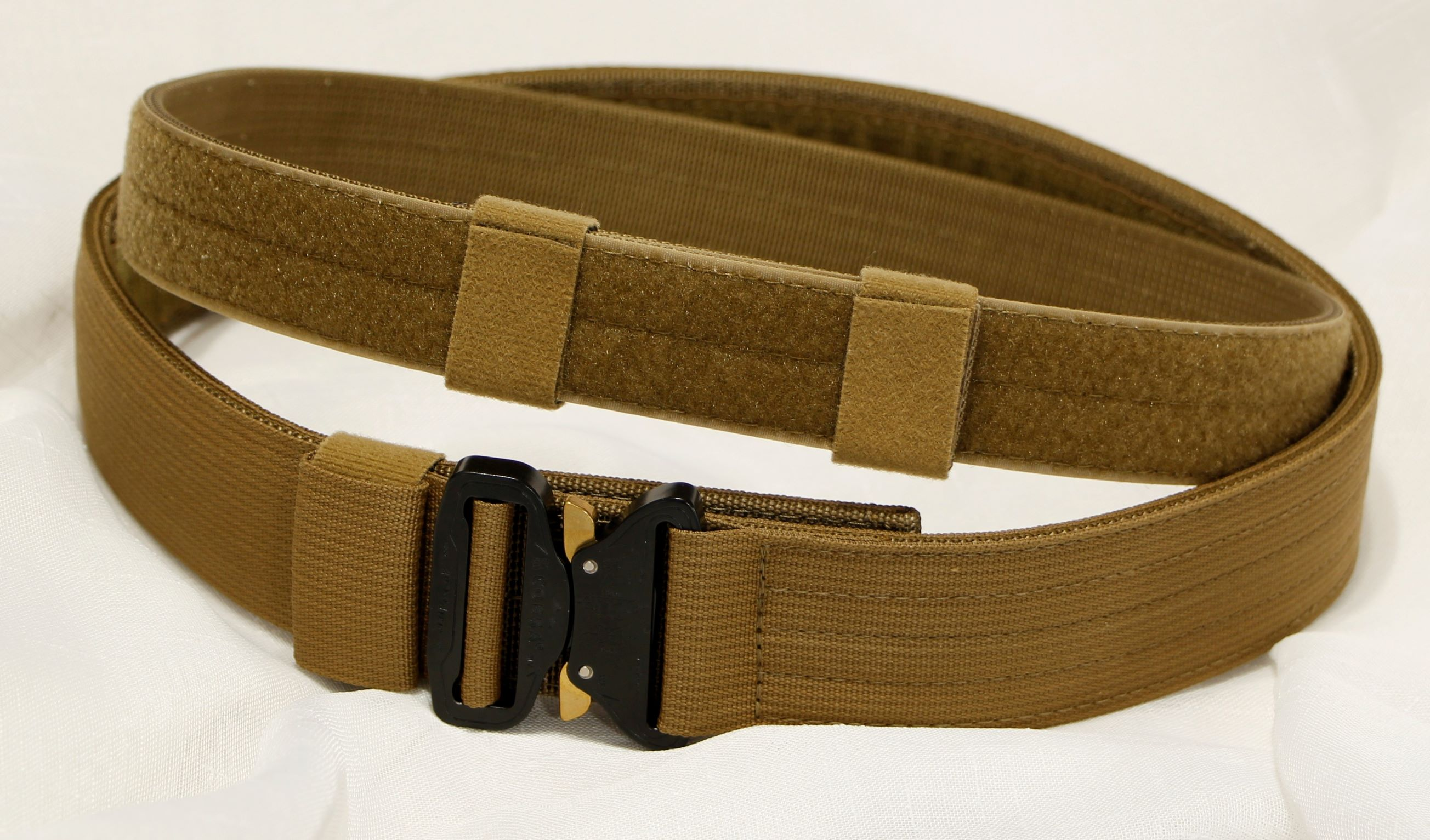 LE Duty Belt, INNER, Coyote, LG